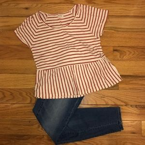 Madewell | Striped Top